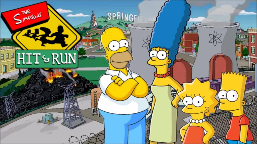 The Simpsons: Hit & Run PC Version Full Game Free Download