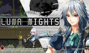 Touhou Luna Nights PC Version Full Game Free Download