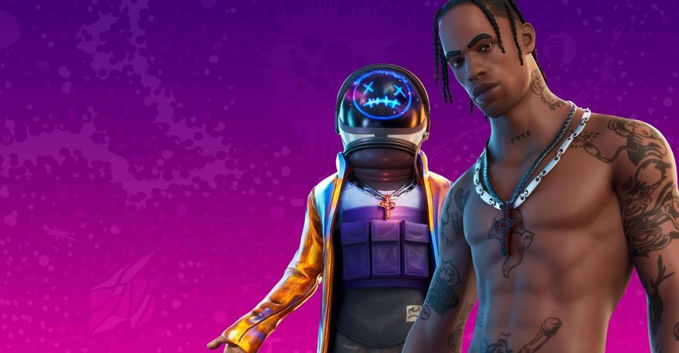 New PlayStation 5 Ad Features Travis Scott