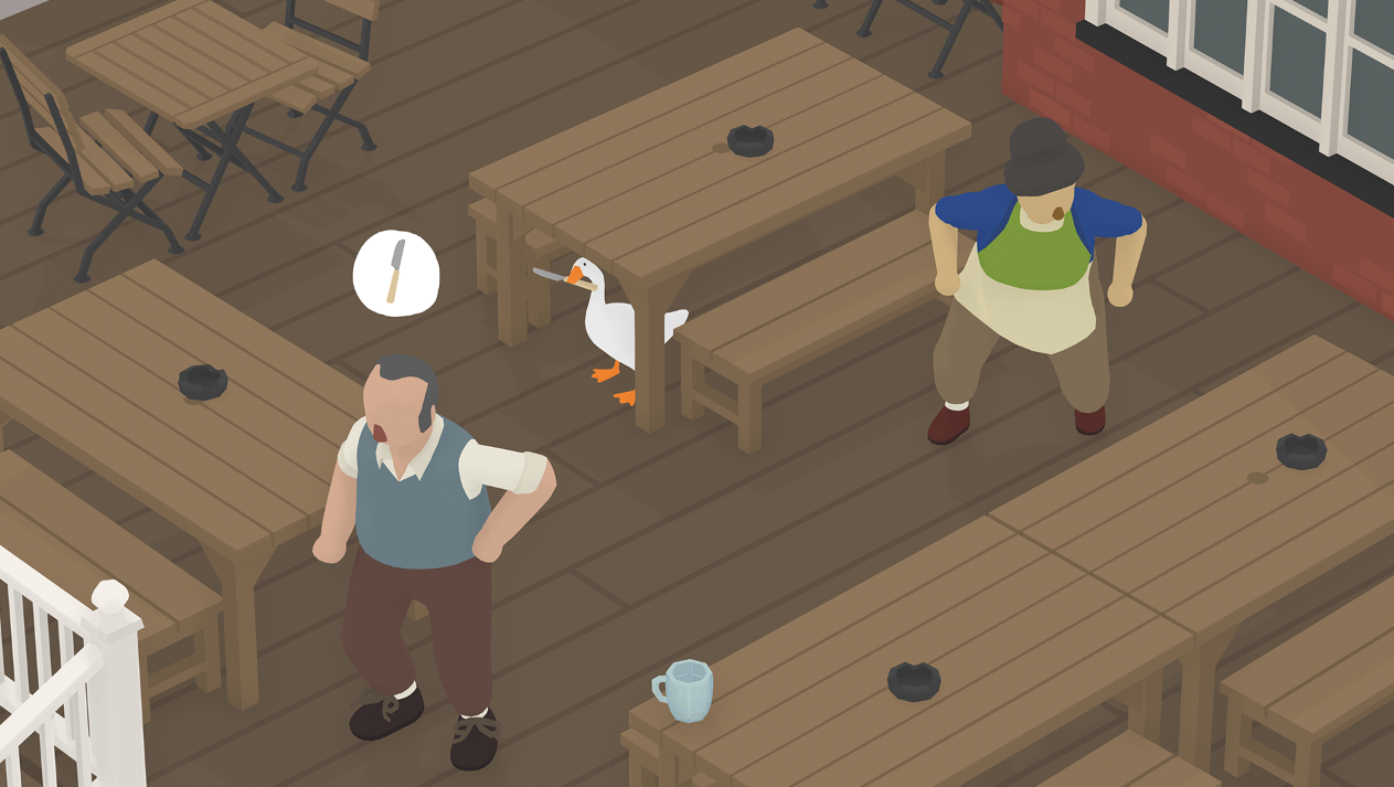 Untitled Goose Game PC Full Version Free Download