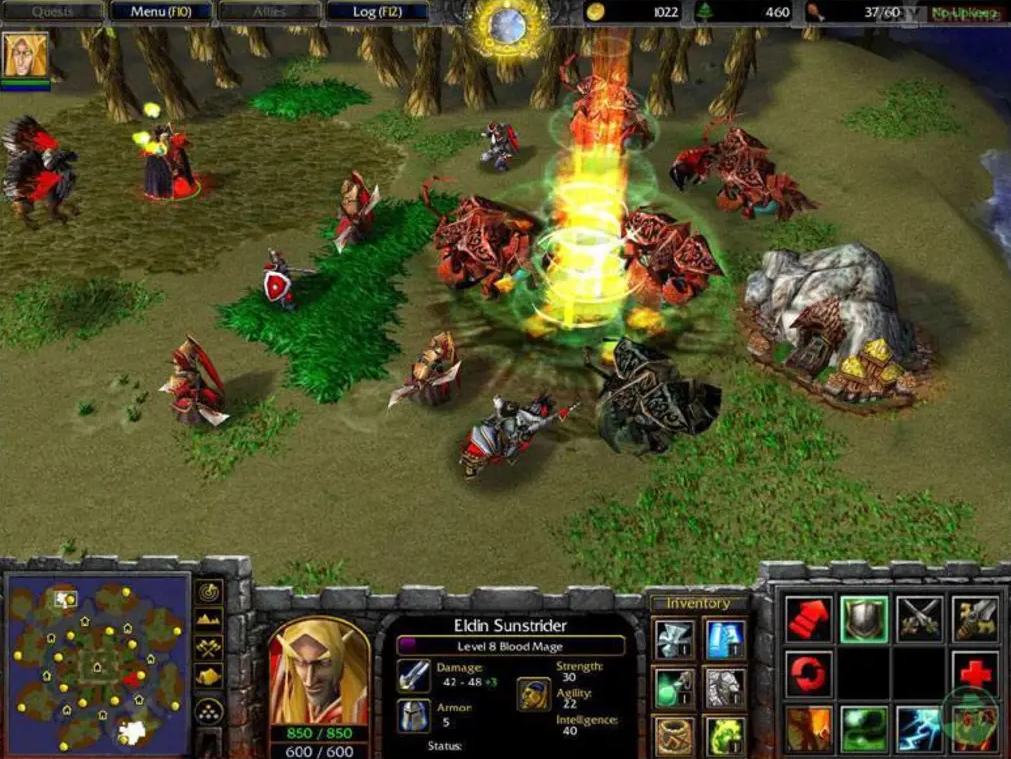 Warcraft 3 iOS Latest Version Free Download