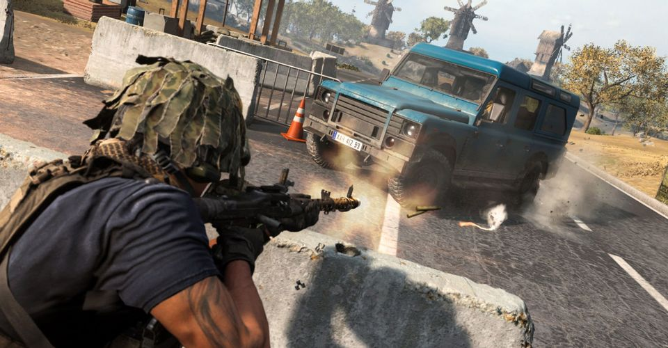 Call of Duty: Warzone Glitch Is Causing Guns To Be Misaligned During ADS