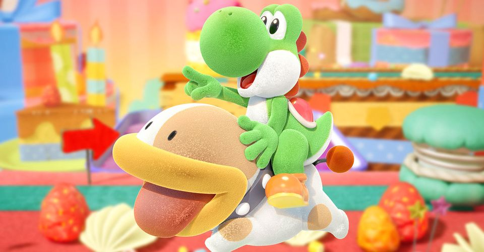 Yoshi's Crafted World Developer Working on Switch Game for 2021