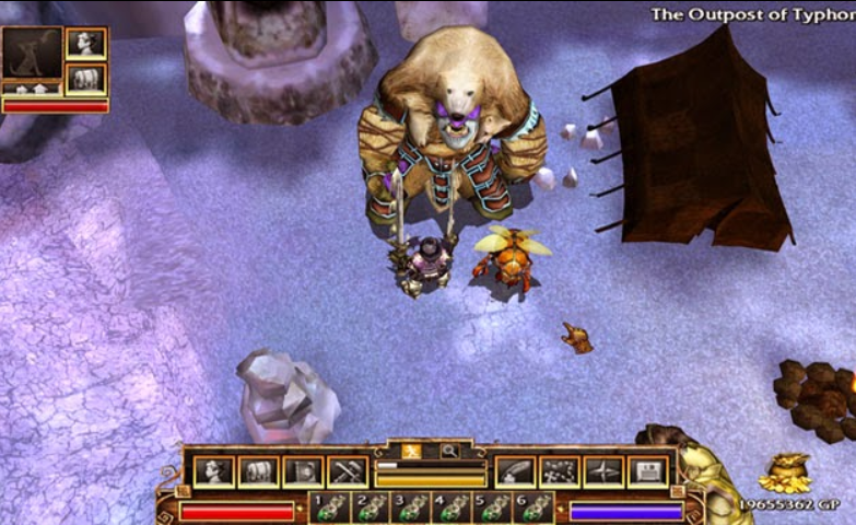 Fate Undiscovered Realms PC Version Game Free Download