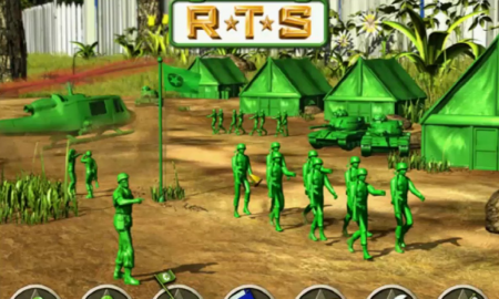 Army Men RTS PC Latest Version Game Free Download
