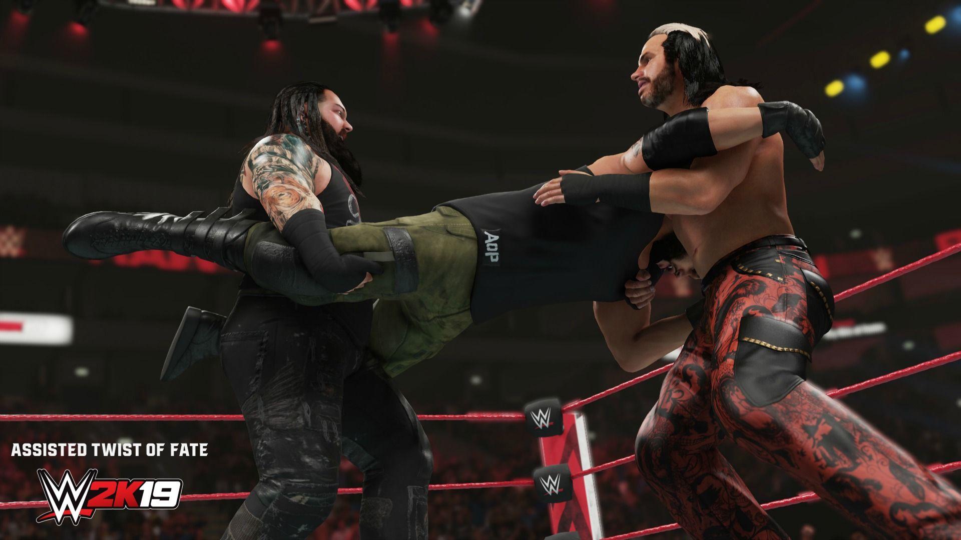 WWE 2K19 PC Version Game Free Download