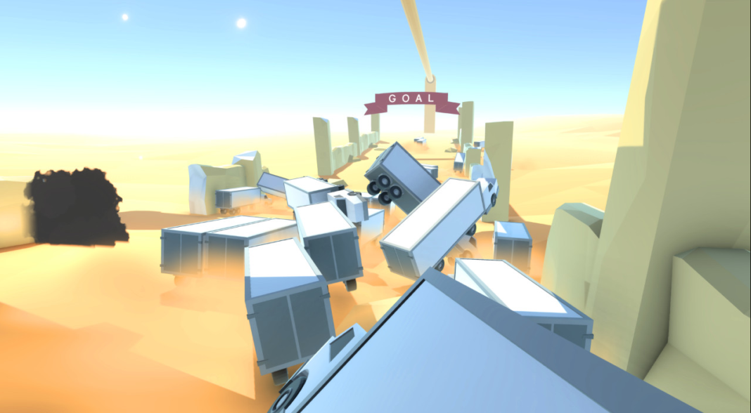 Clustertruck PC Version Full Game Free Download