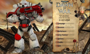 WarHammer 40.000: Dawn Of War PC Version Full Game Free Download