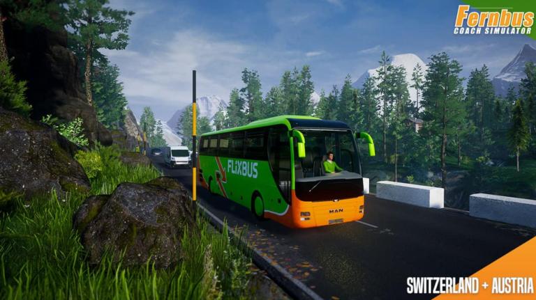 Fernbus Simulator PC Latest Version Game Free Download