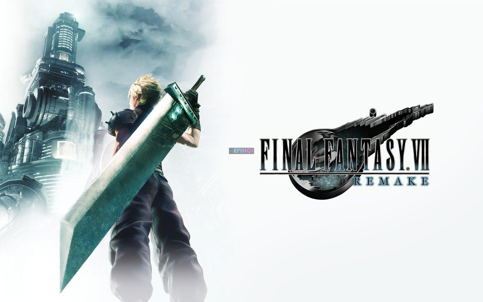 Final Fantasy 7 Remake iOS/APK Full Version Free Download