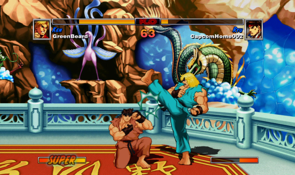 Street Fighter 2 Full Mobile Version Free Download
