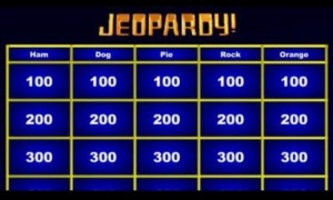 Jeopardy Version Full Mobile Game Free Download