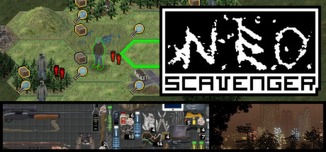 NEO Scavenger Version Full Mobile Game Free Download
