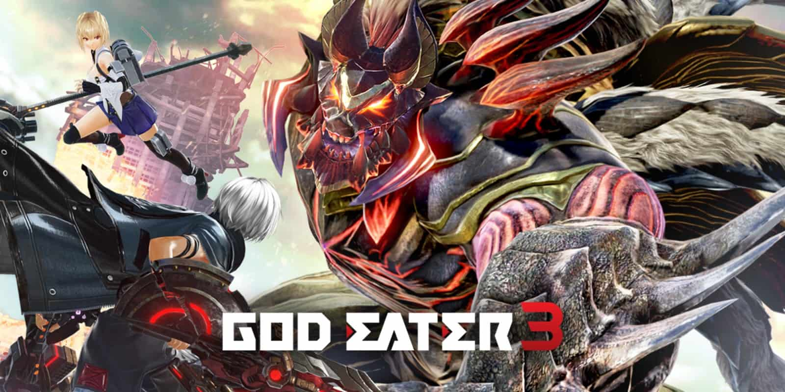 God Eater 3 iOS Latest Version Free Download