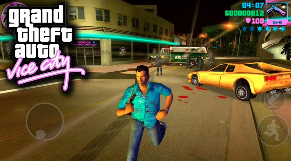 GTA Vice City iOS/APK Version Full Game Free Download