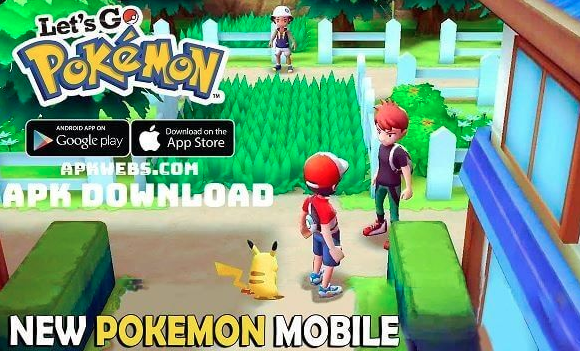 Pokemon Version Full Mobile Game Free Download