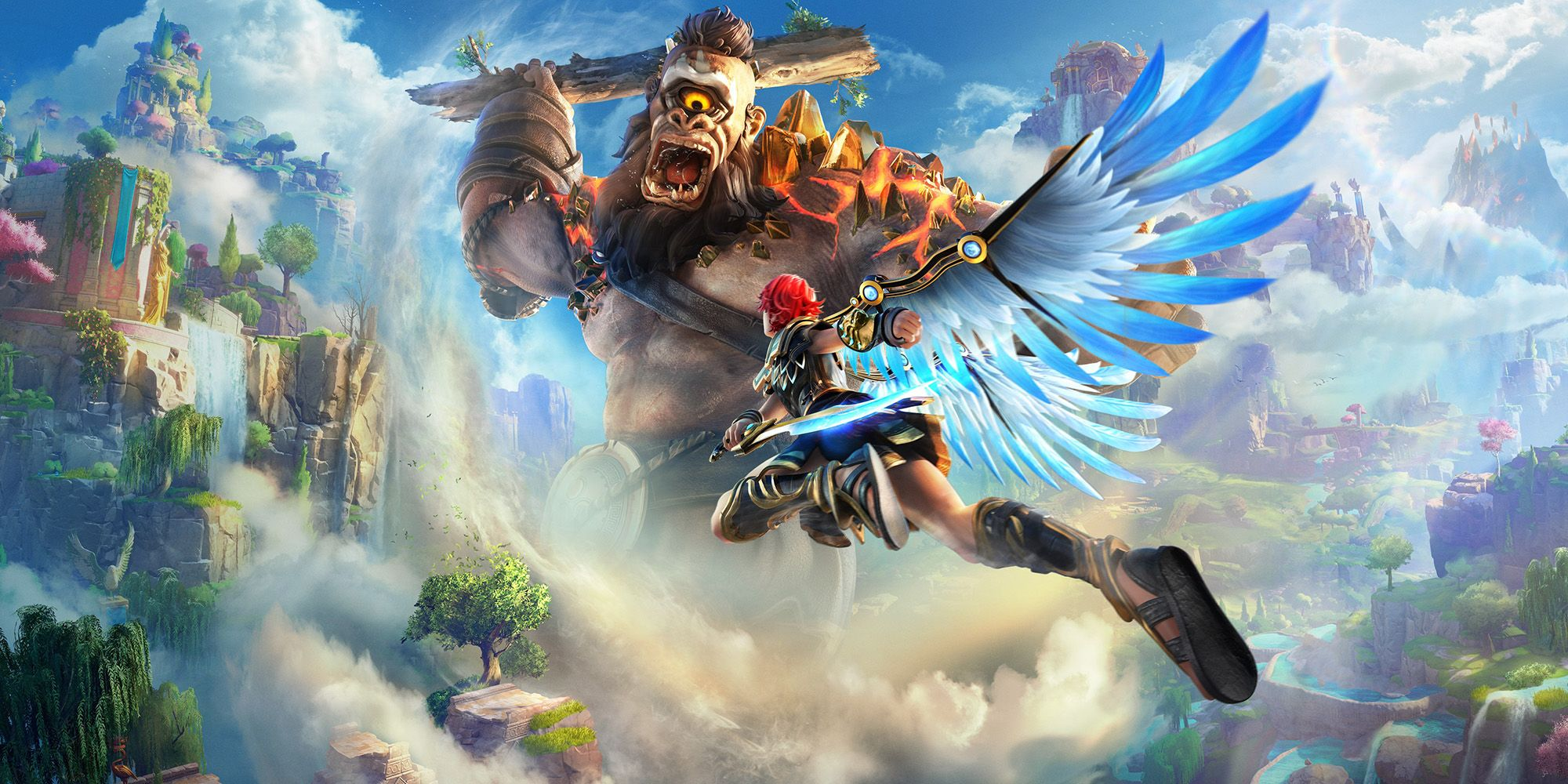 Immortals Fenyx Growing PC Version Game Free Download