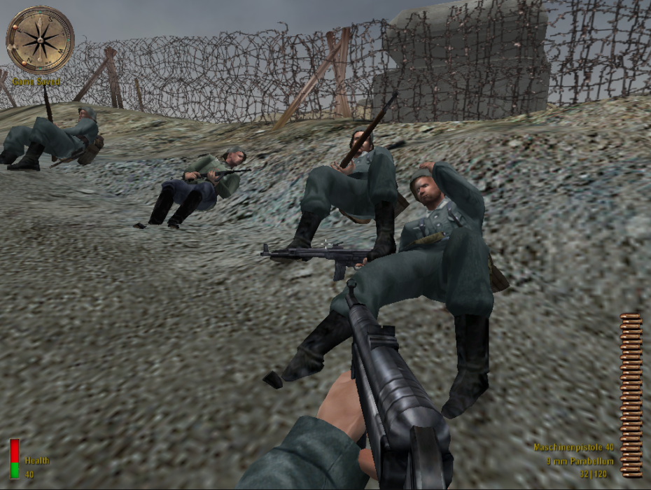 Medal Of Honor Allied Assault Game Full Version PC Game Download