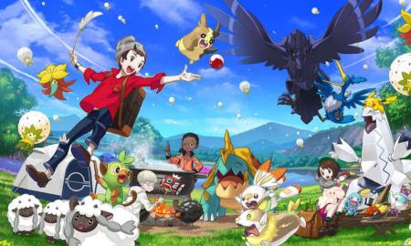 Pokemon Sword And Shield iOS/APK Full Version Free Download