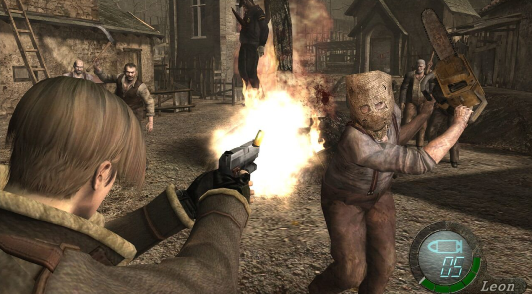 Resident Evil 4 PC Version Game Free Download