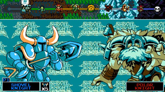 Shovel Knight Showdown Full Version PC Game Download