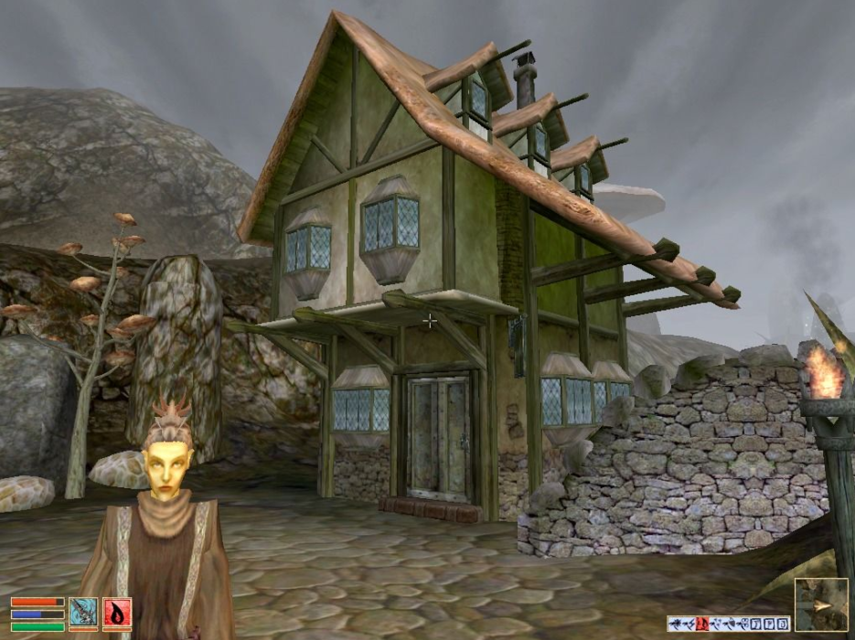 The Elder Scrolls 3 Morrowind PC Version Game Free Download