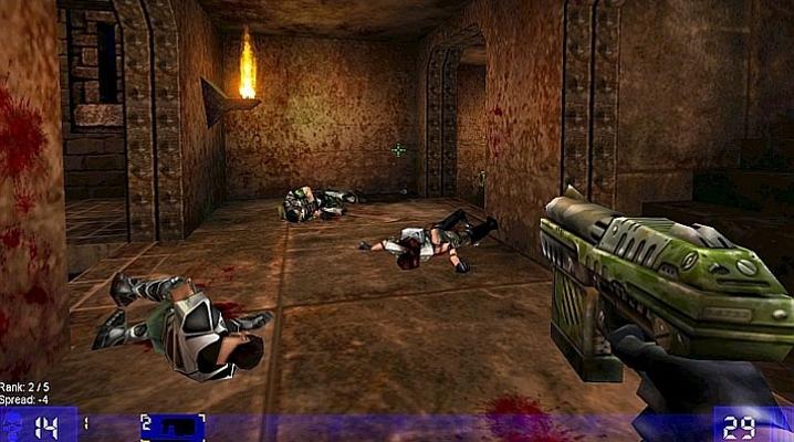 Unreal Tournament 1999 PC Full Version Free Download