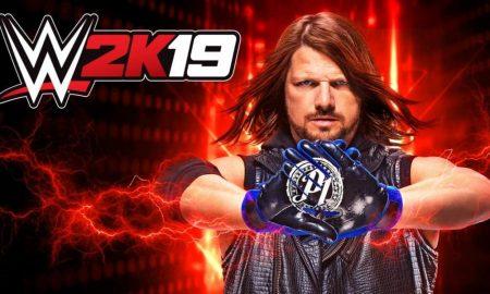 WWE 2K19 iOS/APK Version Full Game Free Download