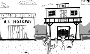 West Of Loathing iOS/APK Full Version Free Download