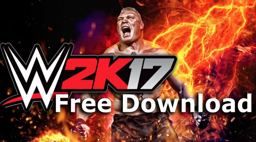 Wwe2k17 PC Version Game Free Download