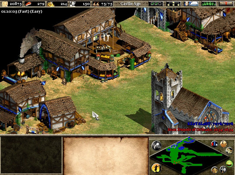 Age Of Empires 2 PC Latest Version Game Free Download