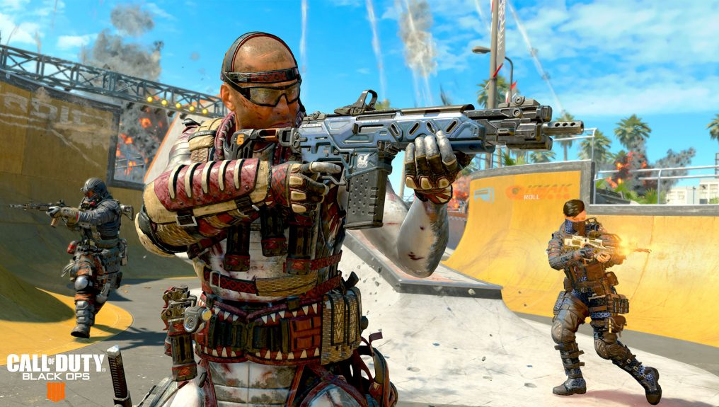 Call of Duty Black Ops 4 Cracked PC Version Full Game Free Download