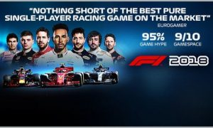 F1 2018 PC Version Full Game Free Download