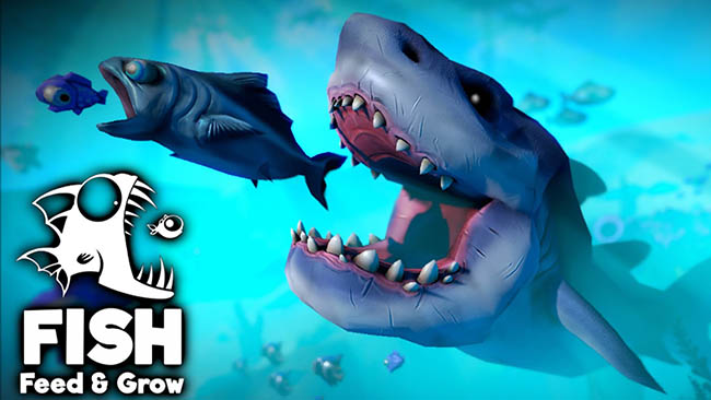 Feed and Grow Fish Full Version PC Game Download