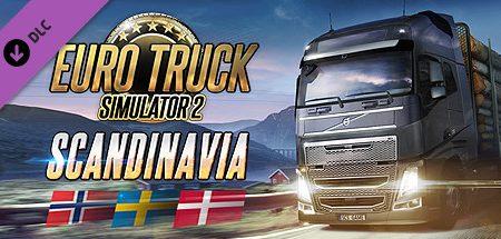 Euro Truck Simulator 2 Scandinavia PC Version Game Free Download