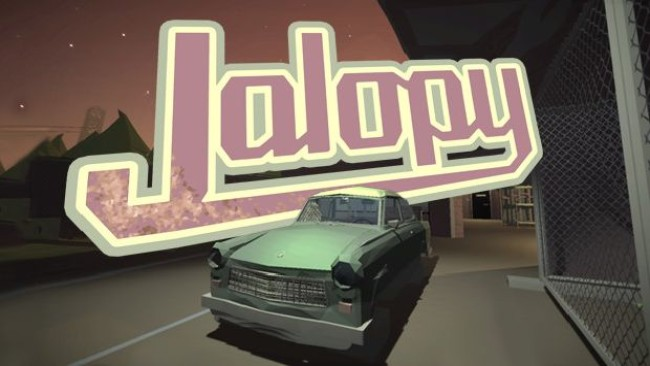Jalopy v1.09 iOS Latest Version Free Download