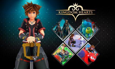 Kingdom Hearts 3 iOS/APK Full Version Free Download