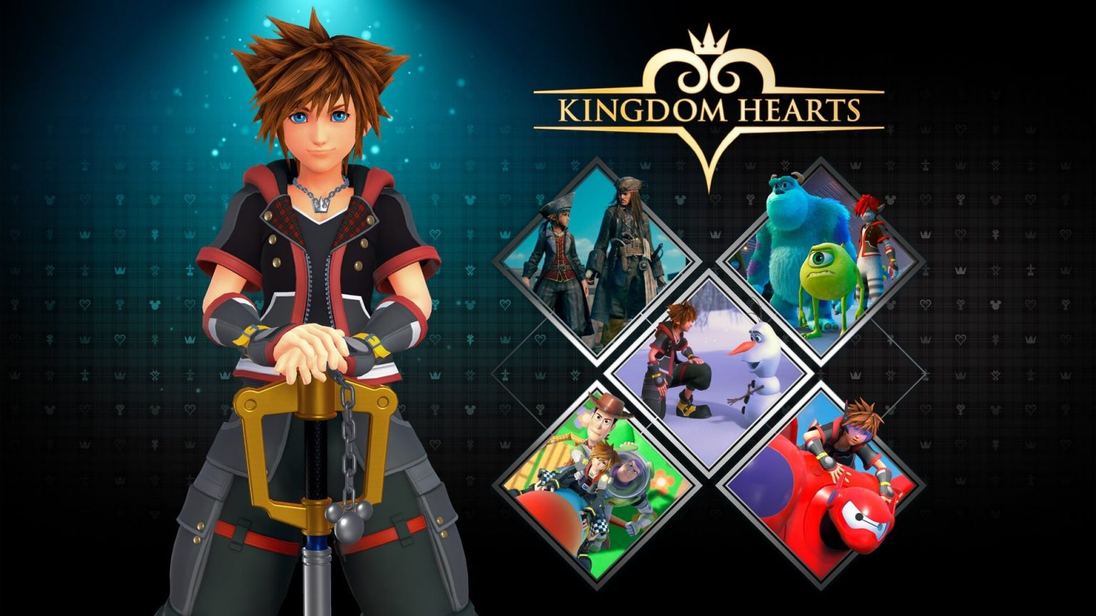 Kingdom Hearts 3 Game Full Version PC Game Download