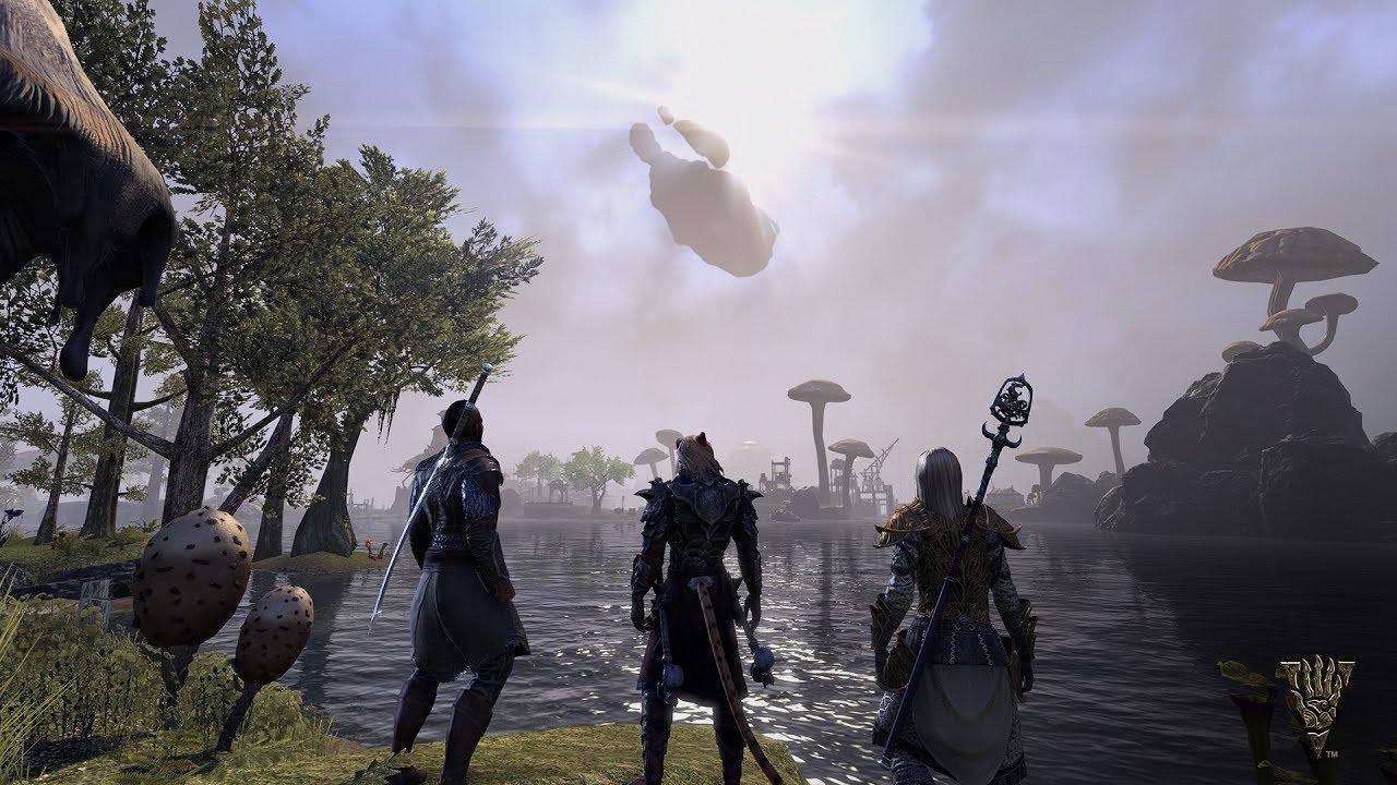 The Elder Scrolls Online Morrowind Apk iOS Latest Version Free Download