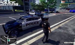 Police Simulator 18 PC Version Game Free Download