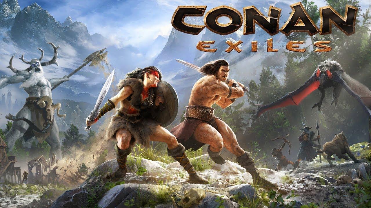 Conan Exiles Apk iOS Latest Version Free Download