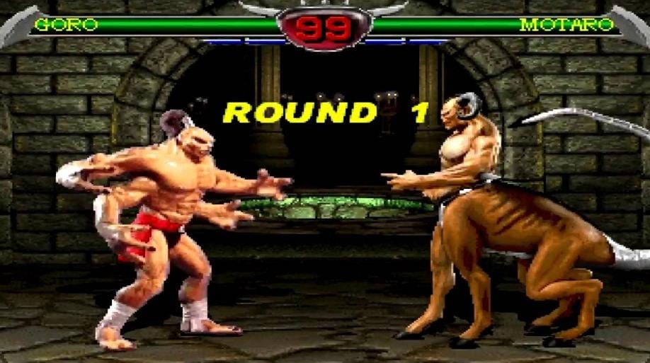 Mortal Kombat Trilogy Full Mobile Version Free Download