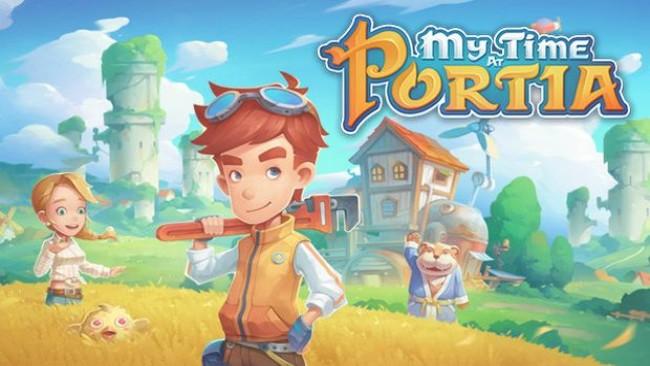 My Time At Portia iOS/APK Version Full Game Free Download