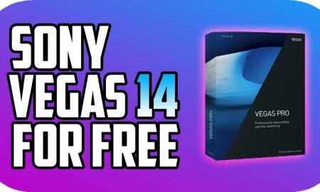 Sony Vegas Pro 14 Game Full Version PC Game Download