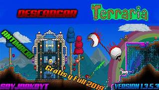 Terraria 1.3.5.3 Full Mobile Version Free Download