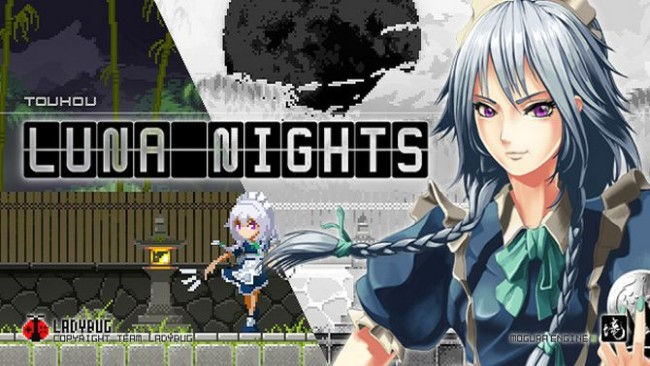 Touhou Luna Nights PC Latest Version Game Free Download