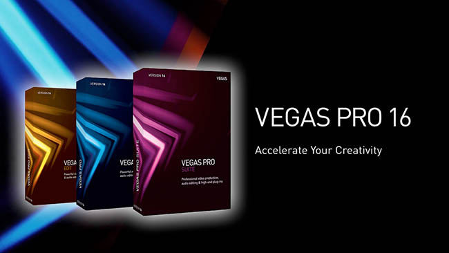 VEGAS PRO 16 PC Version Full Game Free Download