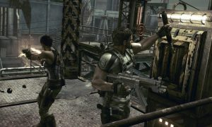 Resident Evil 5 Gold Edition Apk Full Mobile Version Free Download