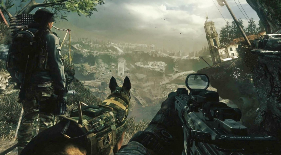 Call Of Duty Ghosts Apk Full Mobile Version Free Download