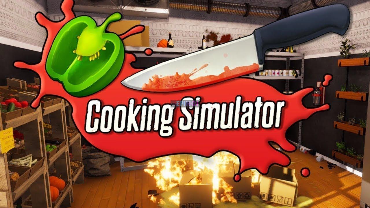 Cooking Simulator Full Version PC Game Download